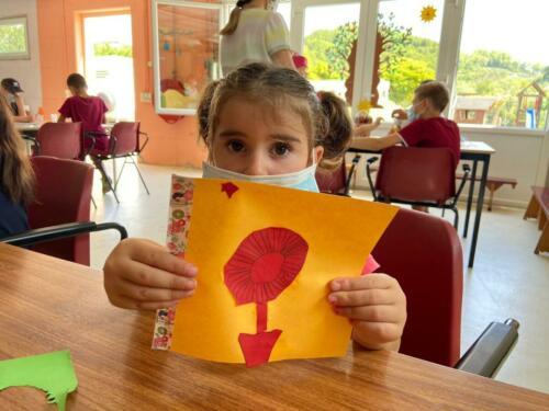 "Kinderzentrum ""Rreze Dielli"" - Sommer 2020"