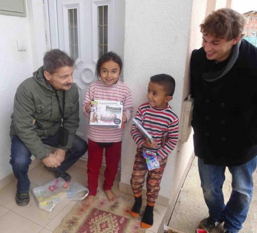 Besuch bei Medina zu Weihnachten 2019