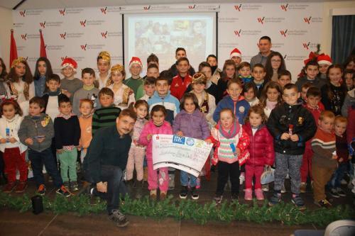 Kinderheim - Dezember 2017